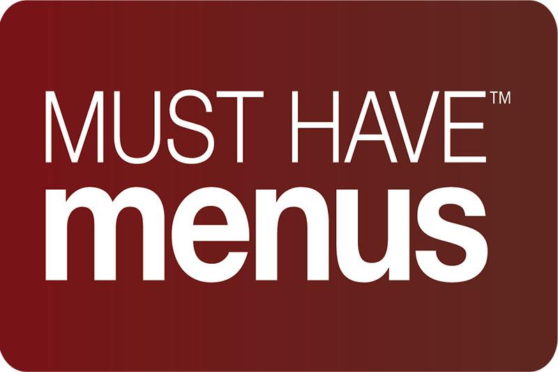 Logo MustHaveMenu