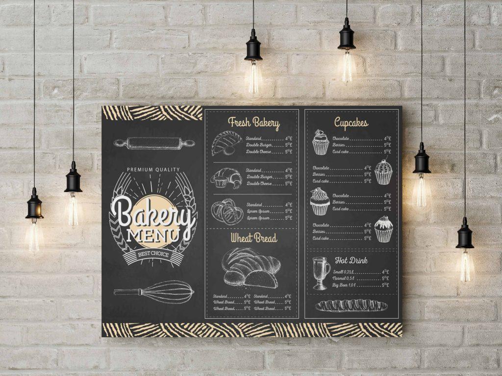 menu dan tuong