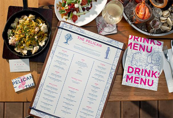 Kỹ thuật thiết kế menu chuyên nghiệp