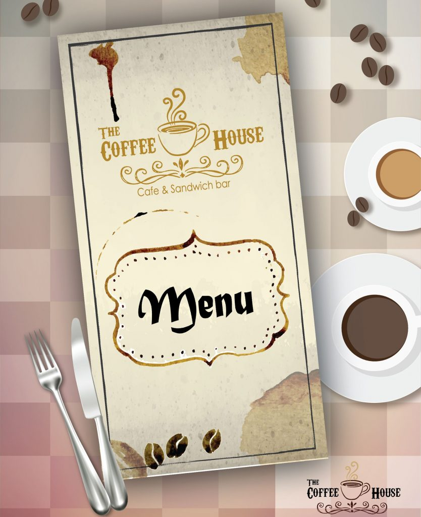 menu cafe8
