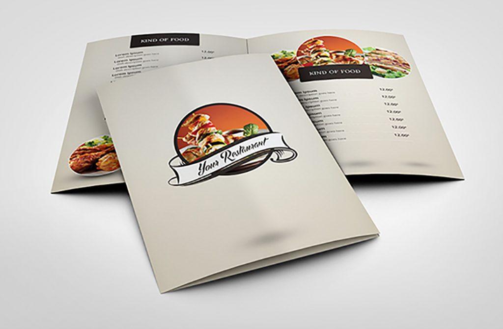 thiet ke menu
