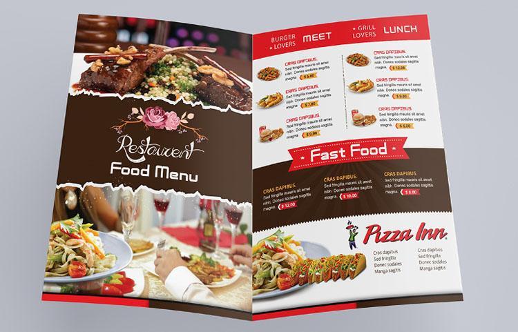 Thiết kế menu hấp dẫn giới trẻ