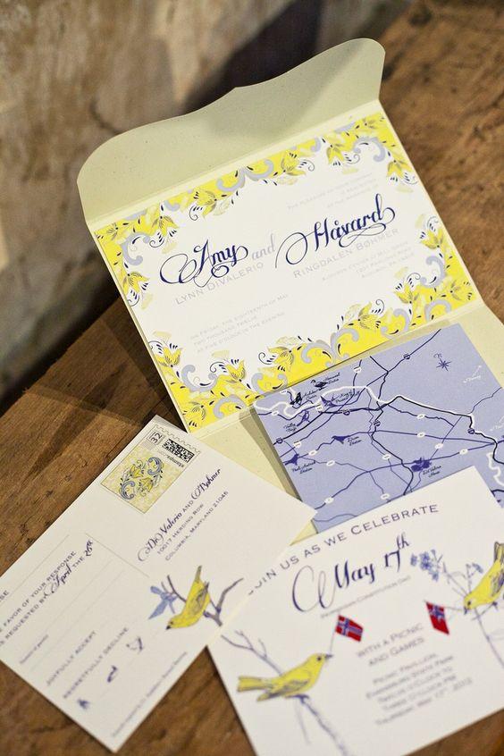 In thiệp cưới post card đầy tâm ý