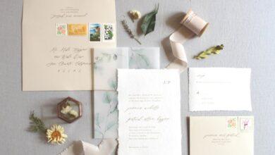 Photo of Mẫu thiệp cưới đẹp & bá đạo thách thức sự sáng tạo.