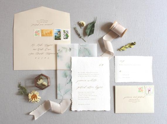 Mẫu thiệp cưới đẹp & bá đạo thách thức sự sáng tạo.