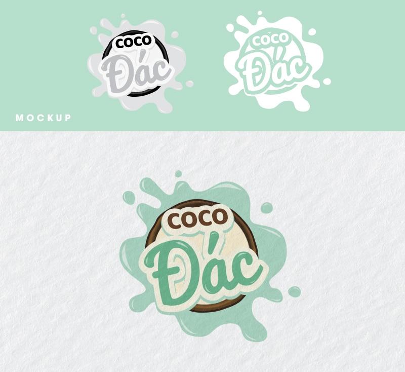 Gói thiết kế logo kèm theo bảng âm dương