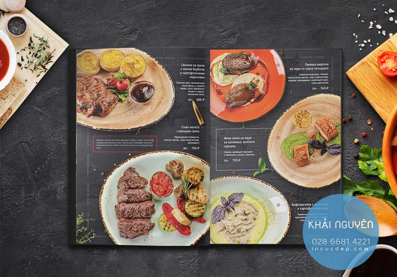 MENU BBQ Restaurant Design